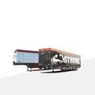 Rental trailers